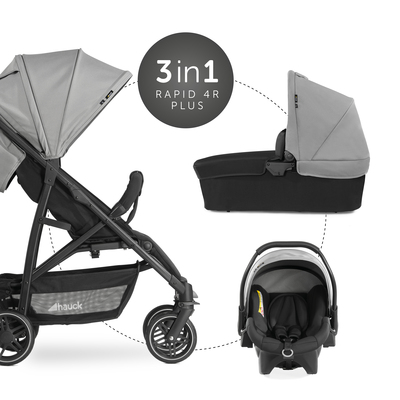 The sporty all-rounder set